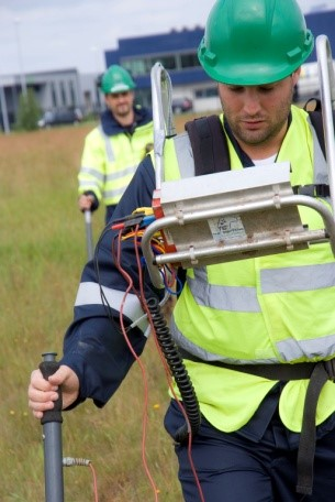 Cathodic protection surveys installations
