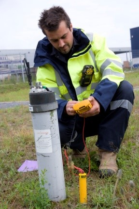 Cathodic protection surveys installations 2